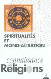 Spiritualites et mondialisation - Intérieur - Format classique