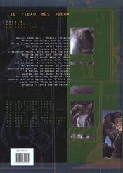 Le fléau des dieux t.1 ; morituri te saluant - 4ème de couverture - Format classique