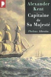 Capitaine de sa majesté - Intérieur - Format classique