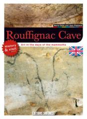 Visiter La Grotte De Rouffignac (Ang) - Couverture - Format classique
