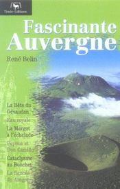 Fascinante Auvergne - Intérieur - Format classique
