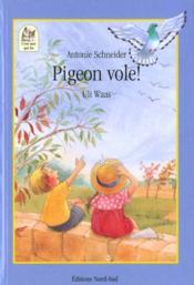 Pigeon vole - Couverture - Format classique