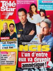 Tele Star N°1850 du 12/03/2012 - Couverture - Format classique