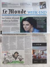 Monde (Le) N°20882 du 10/03/2012 - Couverture - Format classique