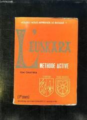METHODE D ESKUARA RADIOPHONIQUE. TEXTE BASQUE FRANCAIS. 2em EDITION. - Couverture - Format classique