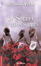 Le secret des trois soeurs - Couverture - Format classique
