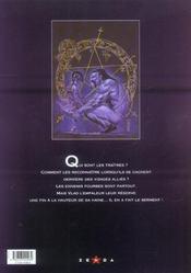 Magika t.4 ; big bang Babylone - 4ème de couverture - Format classique