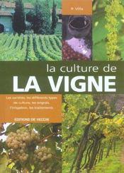 La culture de la vigne - Intérieur - Format classique