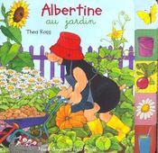 Albertine au jardin - Intérieur - Format classique
