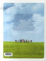 Les animaux domestiques - 4ème de couverture - Format classique