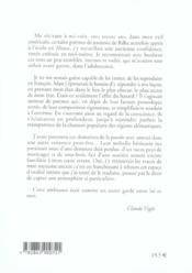 Vent Du Retour (Le) - 4ème de couverture - Format classique