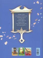 Le magicien d'Oz t.3 - 4ème de couverture - Format classique