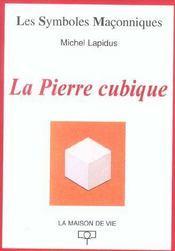 La Pierre Cubique - Intérieur - Format classique