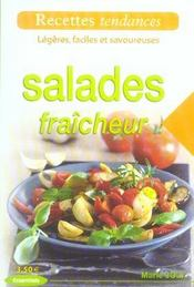 Salades fraicheur - Intérieur - Format classique