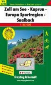 **zell am see europa sportregion - Couverture - Format classique