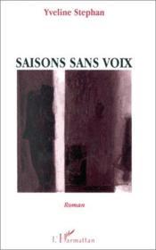 Saisons sans voix - Couverture - Format classique