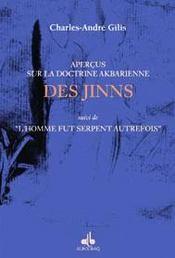 Apercus Sur La Doctrine Akbarienne Des Jinns - Intérieur - Format classique