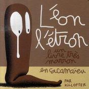 Léon l'étron ; un livre très marron en cacamaïeu - Intérieur - Format classique