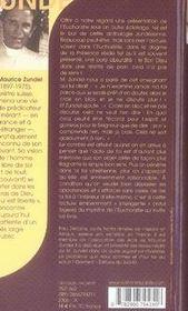 Un autre regard sur l'eucharistie - 4ème de couverture - Format classique