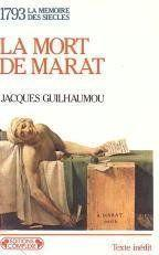 1793 La Mort De Marat - Couverture - Format classique