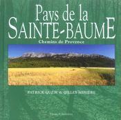 Pays de la sainte-baume ; chemins de provence - Intérieur - Format classique