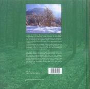 Pays de la sainte-baume ; chemins de provence - 4ème de couverture - Format classique
