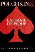 La Dame De Pique - Couverture - Format classique
