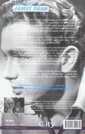 Ma Vie Avec James Dean - 4ème de couverture - Format classique