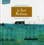 Le pont Mirabeau - Couverture - Format classique