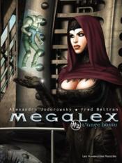 Megalex t.2 ; l'ange bossu - Couverture - Format classique