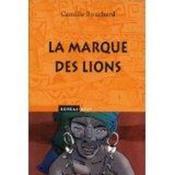 La Marque Des Lions - Couverture - Format classique