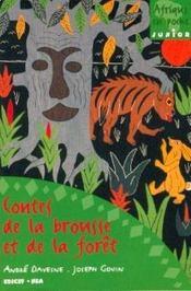 Contes De La Brousse Et De La Foret - Intérieur - Format classique