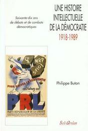 Une histoire intellectuelle de la démocratie - Intérieur - Format classique