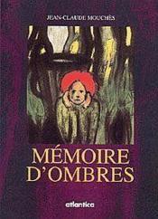 Memoire Dombres - Couverture - Format classique
