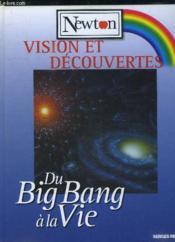 Du Big Bang A La Vie - Couverture - Format classique