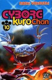 Cyborg Kurochan t.10 - Intérieur - Format classique