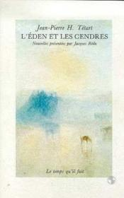 Eden Et Les Cendres (Le) - Couverture - Format classique