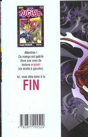 Yu-Gi-Oh t.8 - 4ème de couverture - Format classique