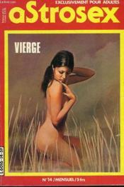 Astrosex. Veronique (Vierge) Et L'Amour - Couverture - Format classique