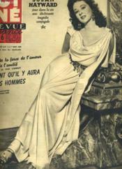 Cine Revue France - 34e Annee - N° 1 - Tant Qu'Il Y Aura Des Hommes - Couverture - Format classique