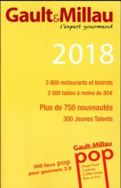 Guide France (édition 2018)  - Gault Et Millau