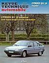 Rta 703.1 Citroen Bx 14 Essence Tous Types Fin Fab. - Couverture - Format classique
