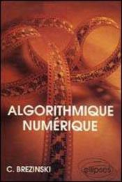 Algorithmique Numerique - Intérieur - Format classique