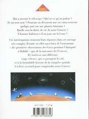 Univers (L') Coll Visio - 4ème de couverture - Format classique