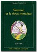 Suzanne et le vieux monsieur - Couverture - Format classique