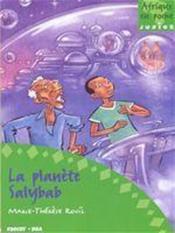 La planète Salybab - Couverture - Format classique