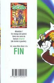 Yu-Gi-Oh t.9 - 4ème de couverture - Format classique