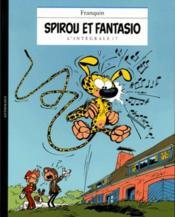 Spirou et Fantasio ; intégrale t.7 - Couverture - Format classique