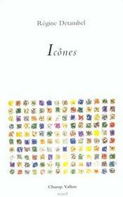 Icones - Intérieur - Format classique