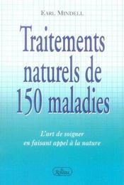 Traitements De 150 Maladies - Intérieur - Format classique